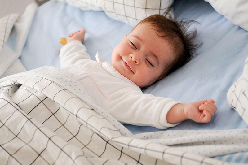 6 افزایش مدت زمان خواب باکیفیت کودک