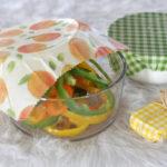 6 ساخت روکش برای ظروف بدون درب