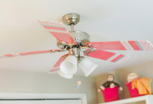 Photo of چگونه پنکه سقفی را رنگ کنیم؟