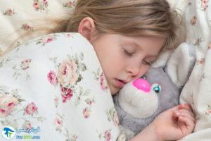 1 تاثیر پتوی سنگین بر کیفیت خواب