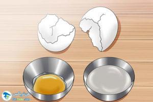 1 طرز تهیه پودر تخم مرغ در منزل