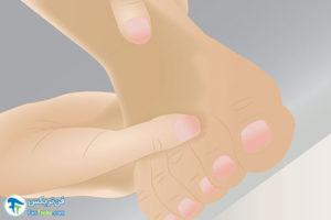 12 درمان فیبرومیالژیا با ماساژپا