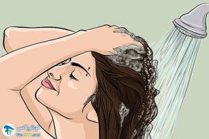2 جلوگیری از عفونت پیرسینگ ابرو