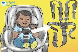 2 مراقبت از کودک هنگام چهار دست و پا رفتن