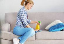 Photo of روش های از بین بردن لکه و بوی استفراغ از روی مبل