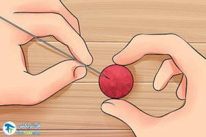 4 نحوه دریل کردن انواع گوی
