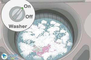 4 روش شستن کفشهای پارچه ای