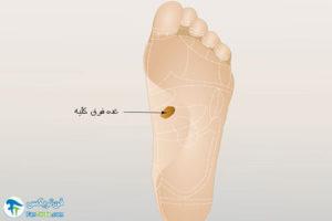 5 درمان فیبرومیالژیا با رفلکسولوژی پا