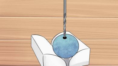 Photo of چگونه گوی یا مهره پلاستیکی، سنگی، شیشه ای و چوبی را سوراخ کنیم؟