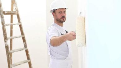 Photo of چگونه دیوار پتینه کاری شده را رنگ کنیم؟