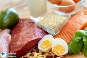 1 معرفی انواع مواد غذایی سرشار از لیزین