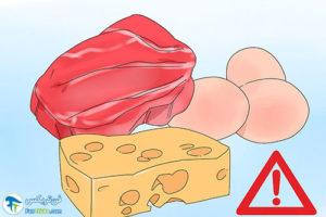 1 کاهش سطح گلوبولین خون