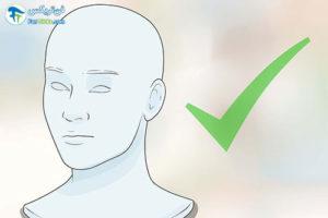 1 آموزش صاف کردن موهای کلاه گیس