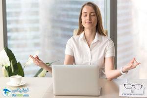 2 مقابله با کاهش وزن ناشی از استرس