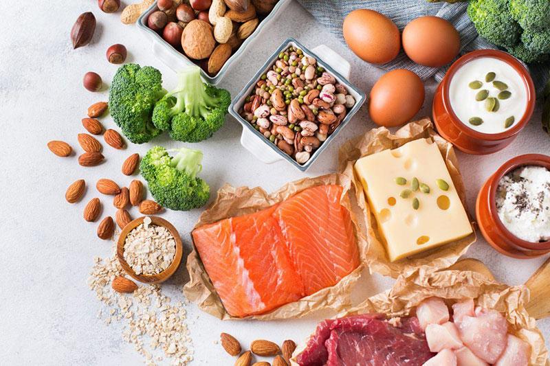 2 معرفی انواع مواد غذایی سرشار از لیزین