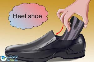 2 اصول انتخاب کفش جهت افزایش قد