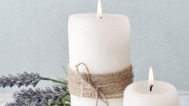 Photo of نحوه معطر کردن شمع های بدون بو