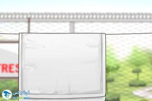 3 ضدعفونی و شستن دستگاه فشارسنج