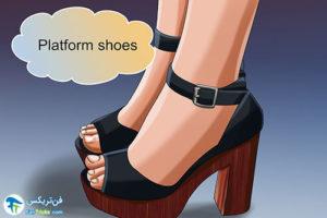3 اصول انتخاب کفش جهت افزایش قد