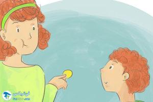 3 آموزش صحیح غذا خوردن به کودک