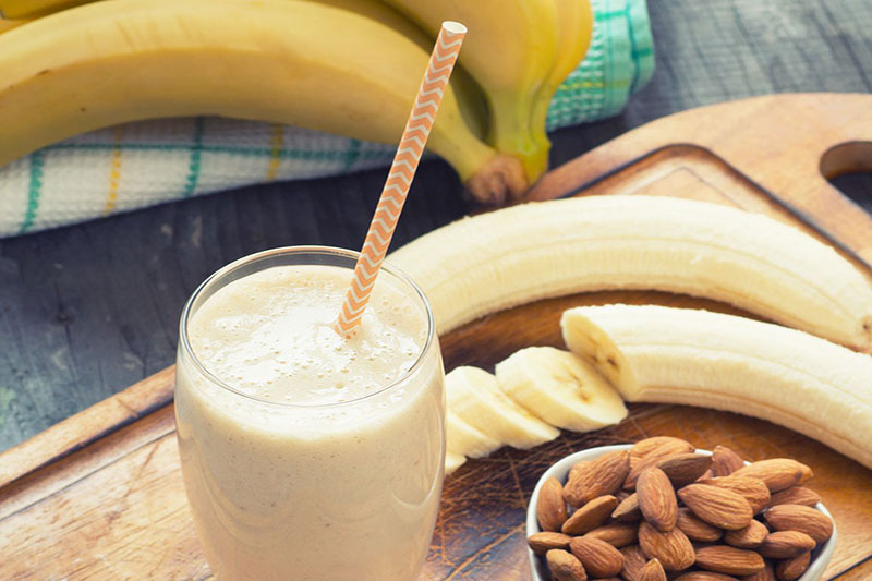 4 افزودن کربوهیدرات به نوشیدنی پروتئینی