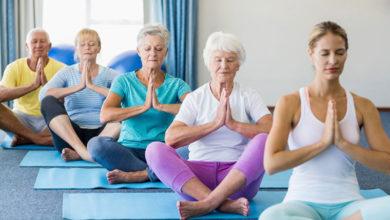 Photo of انواع حرکات یوگا مناسب افراد بالای 50 سال