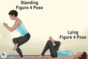 5 جلوگیری از گرفتگی عضلات با حرکات کششی