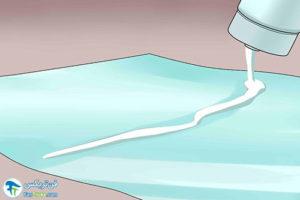 5 رفع خشکی پوست کمر با لوسیون