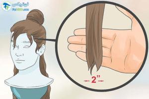 6 آموزش صاف کردن مو مصنوعی