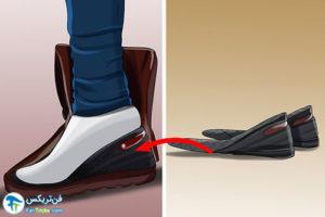 7 اصول انتخاب کفشهای مناسب