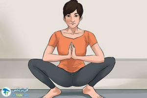 8 جلوگیری از گرفتگی عضلات با حرکت کششی