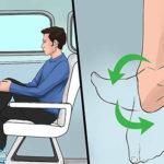 9 جلوگیری از گرفتگی عضلات با حرکات کششی
