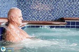 1 ریکاوری بدن با حمام یخ و آب داغ