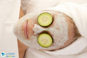 1 معرفی انواع ماسک کلاژن ساز