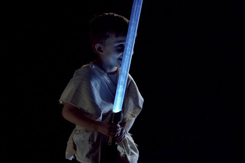 10 آموزش ساخت شمشیر نوری