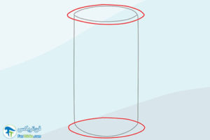 11 نحوه طراحی و نقاشی ساعت شنی