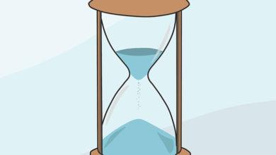 Photo of چگونه یک ساعت شنی طراحی و نقاشی کنیم؟