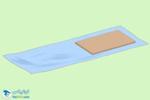 2 طرز ساخت میز اتوی قابل حمل