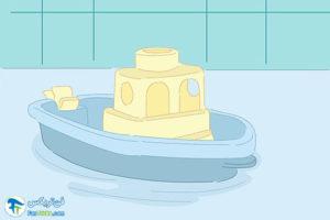 2 افزایش اشتیاق کودک به حمام