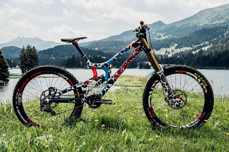 2 اصول رنگ آمیزی دوچرخه