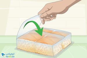 2 اصول تازه نگه داشتن نان ذرت