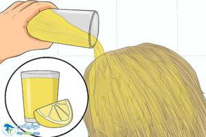 3 رفع بوی مواد شیمیایی فر کننده مو