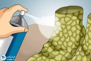 3 مراقبت از لباس و کفش از جنس پوست مار