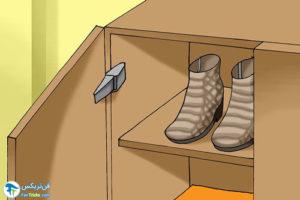4 مراقبت از لباس و کفش چرم ماری