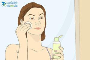 5 انتخاب و استفاده از ماسک ورقه ای شیت