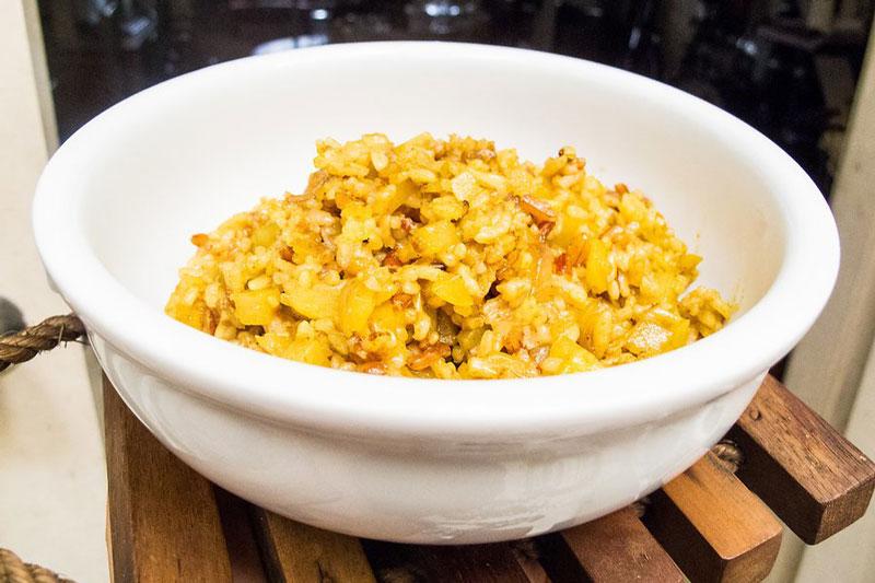 6 طرز تهیه برنج ماسالا