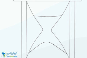 6 نحوه طراحی و نقاشی ساعت شنی