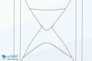 7 نحوه طراحی و نقاشی ساعت شنی