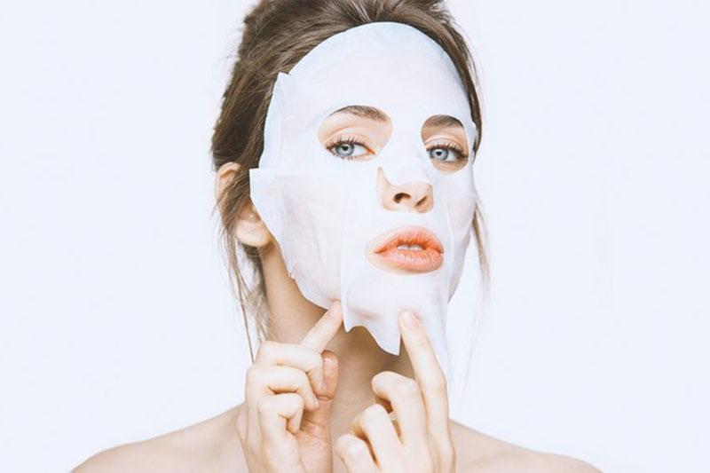8 انتخاب و استفاده از ماسک ورقه ای شیت