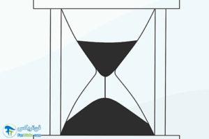 8 نحوه طراحی و نقاشی ساعت شنی